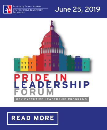 Pride in Leadership Forum on June 12 2019 click to read more about the event