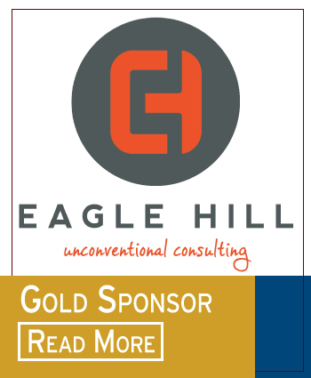 Click here to read more about our gold sponsor, Eagle Hill Consulting