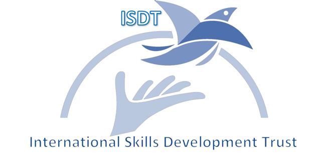 International Skills Development Trust (ISDT) Logo