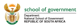 South Africa Department of Government Logo