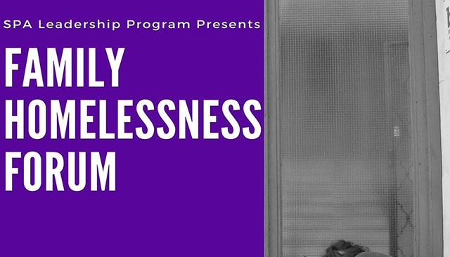 Family Homelessness Forum