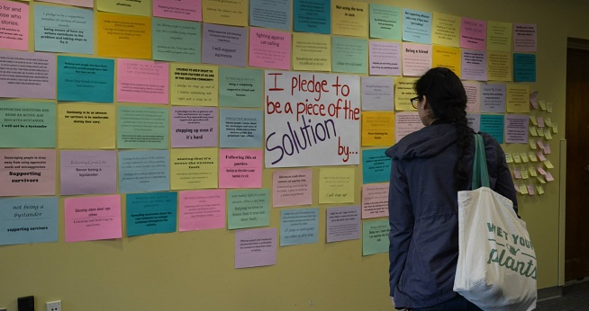 Leadership Students Tackle Over 30 Social Issues