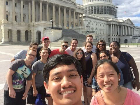 students in DC