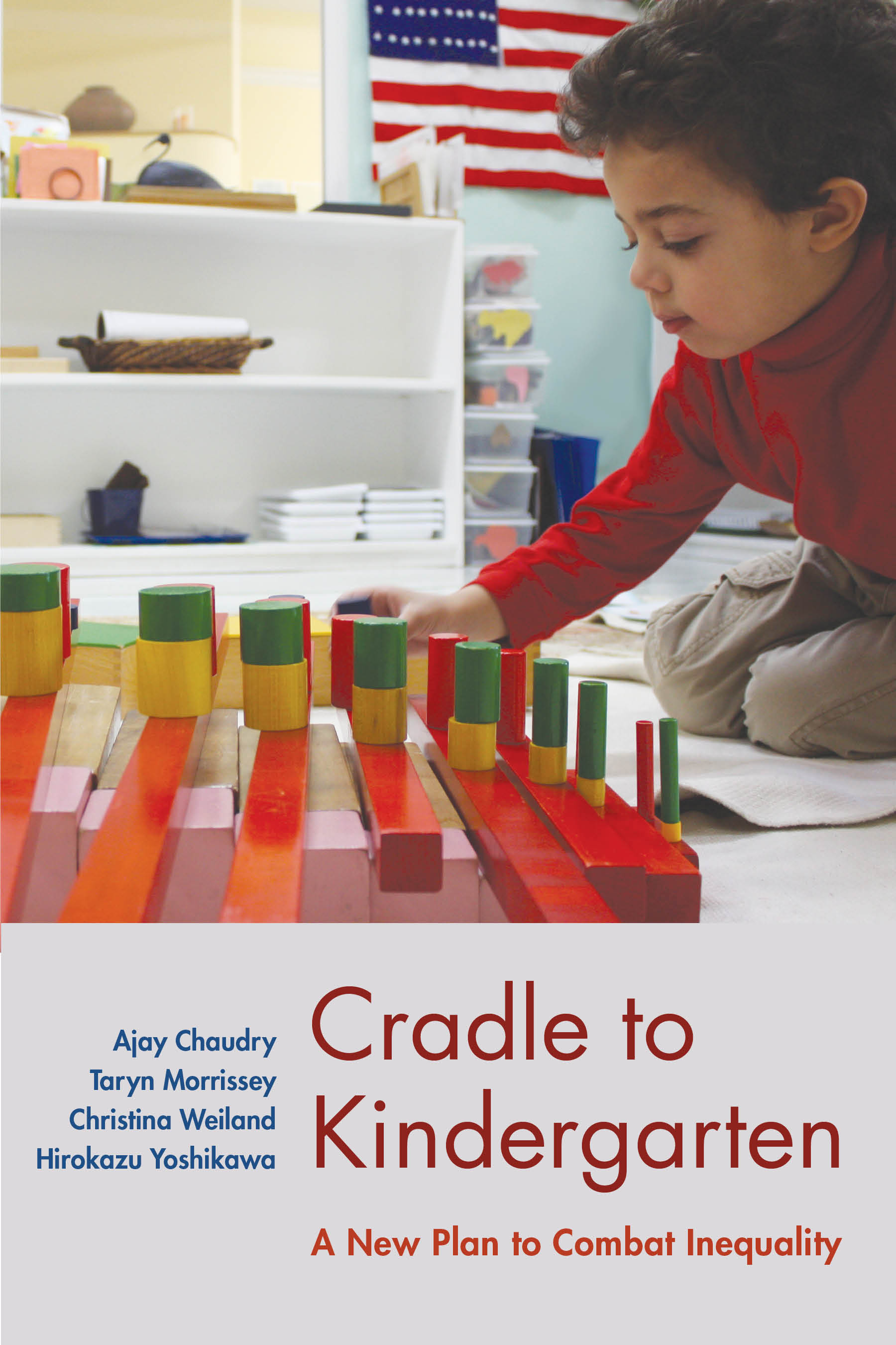 Cradle to Kindergarten Book Cover
