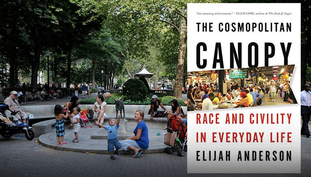The Cosmopolitan Canopy book cover