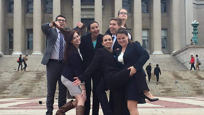 Mock Trial Competition Season 2015