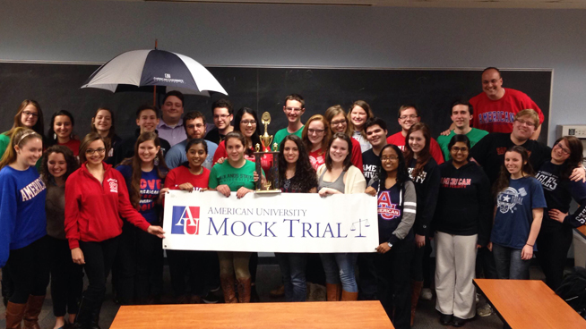 Want to Join the Mock Trial team?