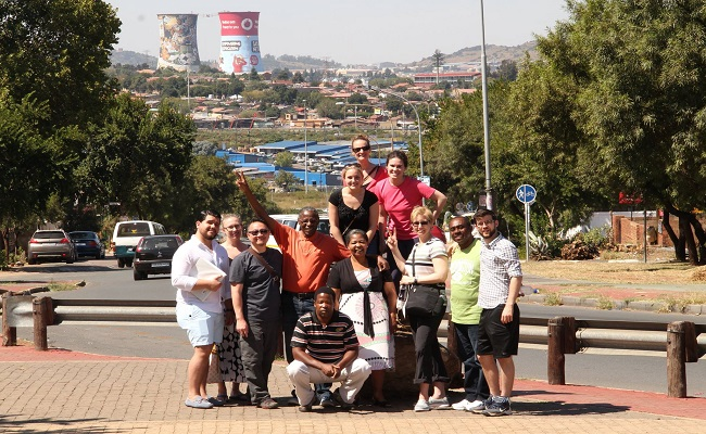 MSOD cohort 73 in South Africa