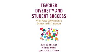 Teacher Diversity and Student Success book cover