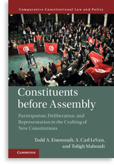 Constituents Before Assembly book cover