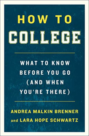 How To College Book Cover