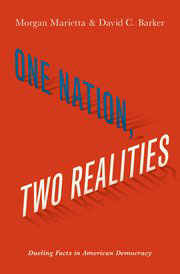 One Nation, Two Realities book cover