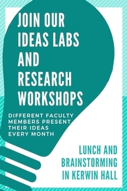 Join Our Ideas Labs and Research Workshops