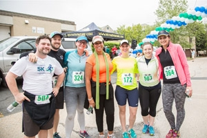Mayor Muriel Bowser was able to join us at the 5K Race to Representation this year!