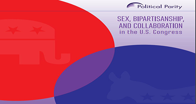 Sex, Bipartisanship, and Collaboration in the U.S. Congress Report