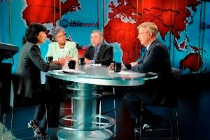 Amanpour and guests