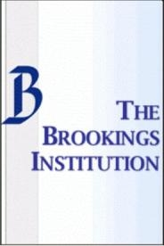 The Brookings Institute cover