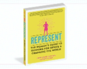 book cover of Represent