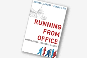 Running from Office book cover