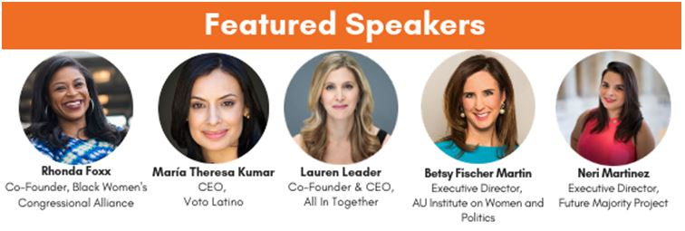Featured Speakers for Wing Event