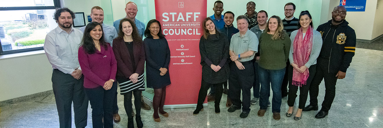 Staff Council 2018-19 Liaisons