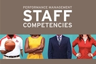 front cover of staff competency guide