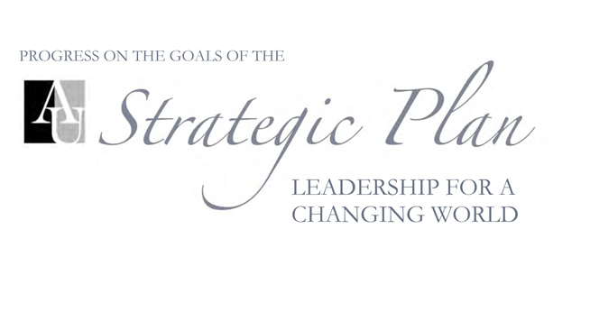 two-year strategic plan progress report to board of trustees