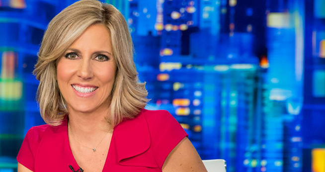 Alisyn Camerota at CNN Newsroom