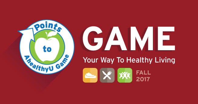 a7f0f2e5d6 Participate in AhealthyU programs and activities between NOW until December  15