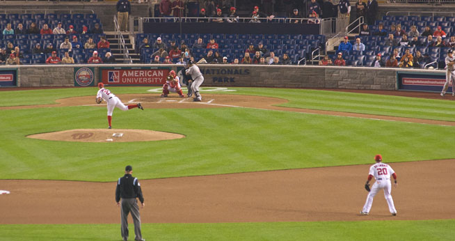 Washington Nationals Discount