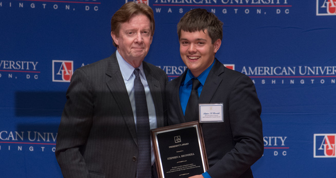 President's Award Recipient - 2013