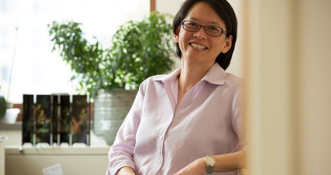 Professor Christine Chin