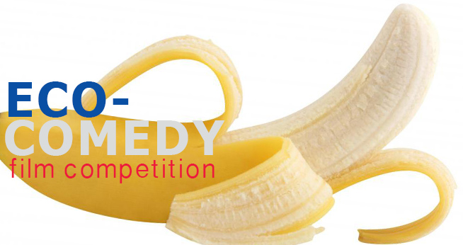 Logo for Eco-comedy film competition