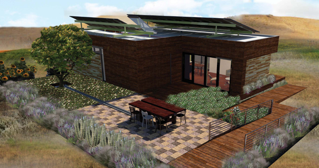SOC Solar Decathlon Harvest House