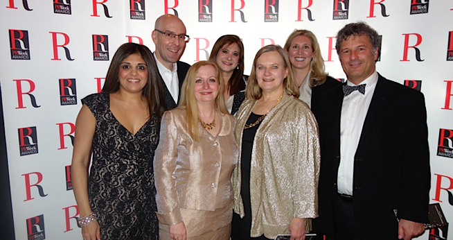 SOC Strategic Communication (Public Communication) professors at the PR Awards