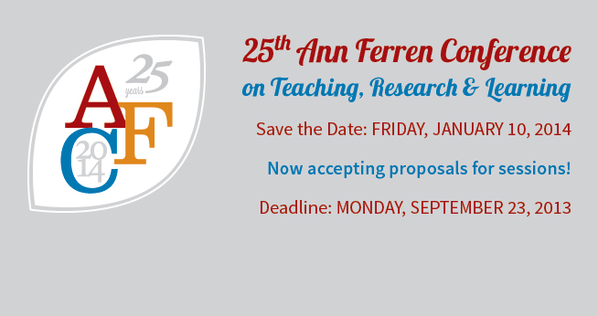 AFC Call for Proposals