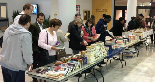 Staff Council - Book and Media Swap