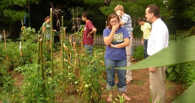 Community Garden Hero Filmstrip