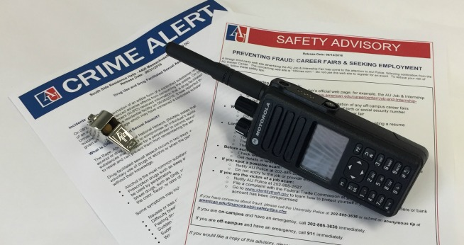 Crime Alerts and Safety Advisories