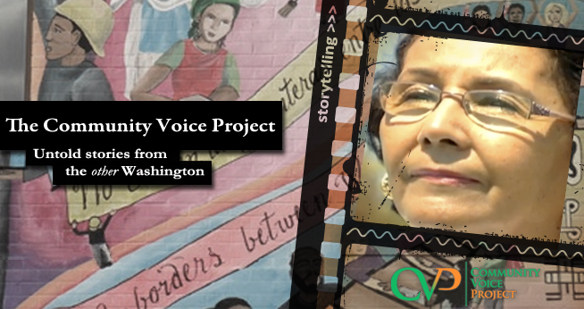 Community Voice Project home hero