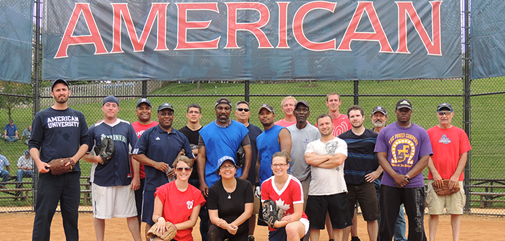 Facilities Visionary 2013 Summer Softball Team