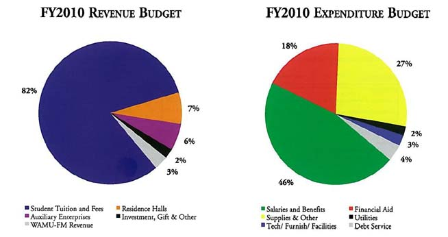 FY2010 Revenue and Expenditure Budget