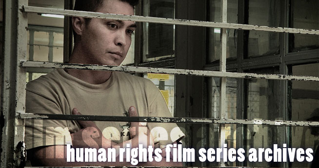 Hero for the Human Rights Film Series Archive.