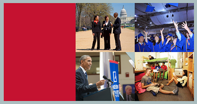 At AU and beyond, students, faculty, and alumni experience the best of Washington, D.C. and the world.