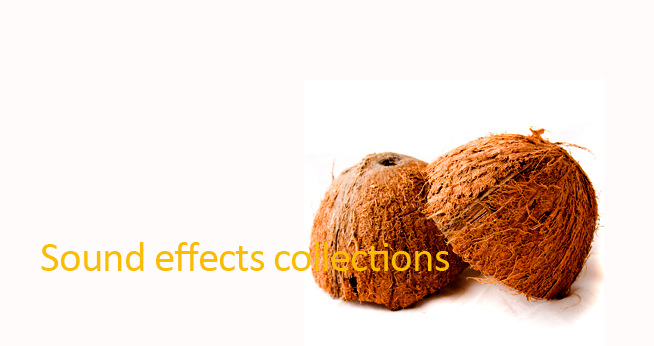 Sound Effects Collections