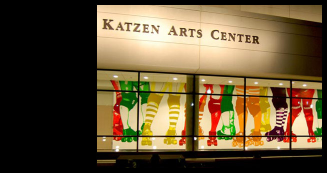 Katzen Arts Center
