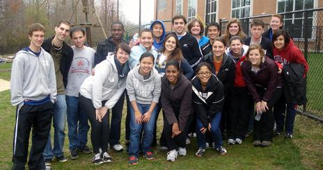 Kogod School of Business Leadership Retreat Page