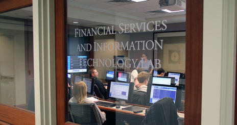 Financial Services and Information Technology Lab
