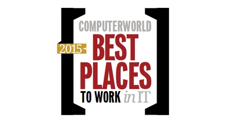 Computerworld's Best Places to Work in IT 2015