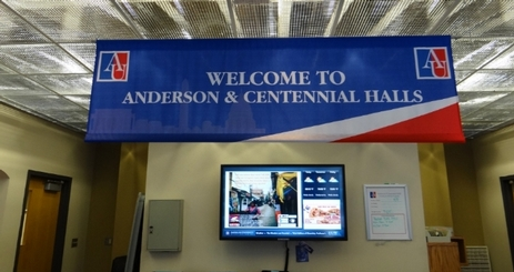 Anderson and Centennial Front Desk